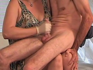 Mature Glove Handjob Free Mature Handjob Porn Video 0d