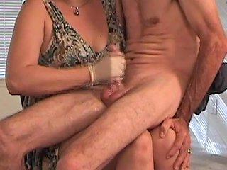Mature Glove Handjob Free Mature Handjob Porn Video 0d