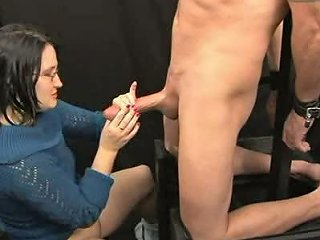 Mindy Michelle Giving Wicked Handjob